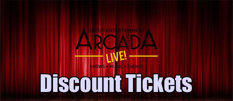 Arcada Theater Discount Tickets