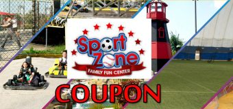Sport Zone Aurora Family Fun Center Coupon