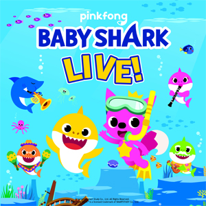 Baby Shark Live On Stage Rosemont Theater