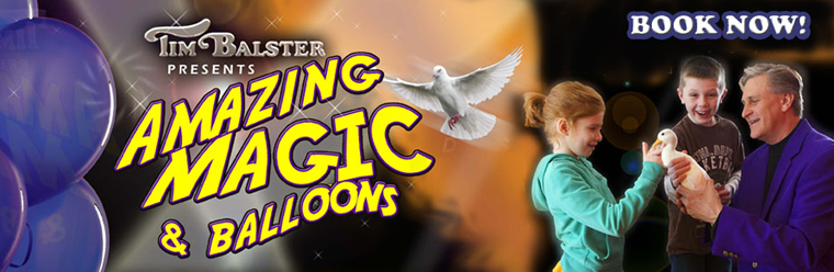 Balster Magic Productions Coupon