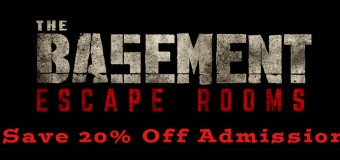 Basement of the Dead Escape Rooms Coupon
