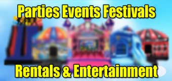 Party Rentals & Entertainment Discounts