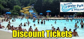 Bensenville Water Park & Splash Pad Coupon