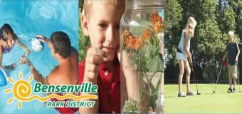 Bensenville Park District Summer Camps