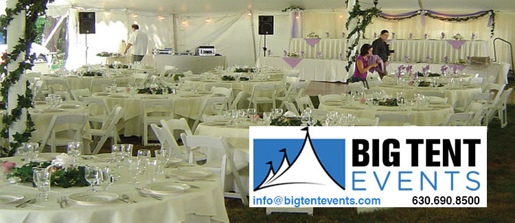 Big Tent Events Chicago and Suburbs