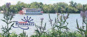 St Charles Paddle Wheel River Boat