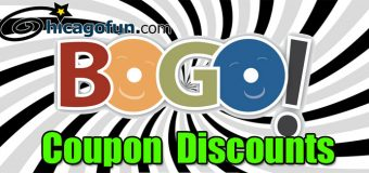 Buy 1 Get 1 Discounts On Chicago Area Fun