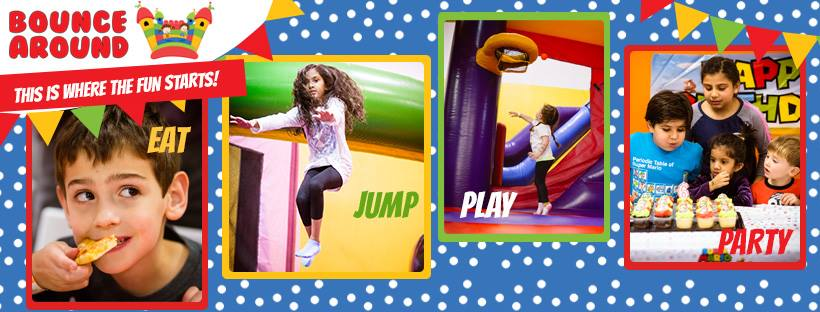 Bounce Around Chicago Coupon!