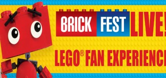 Discount Tickets to Brick Fest Live LEGO Fan Festival In Rosemont Illinois