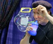bubble wonder