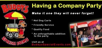 Buddy's Special Events Company Picnic Catering Coupon