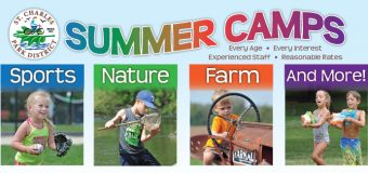 St. Charles Park District's Variety of Camp Programs and Schedules Guarantee Summer Fun for Everyone