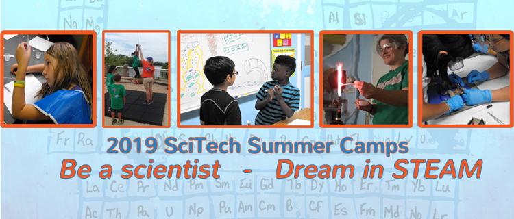 SciTech Summer Adventure Camps