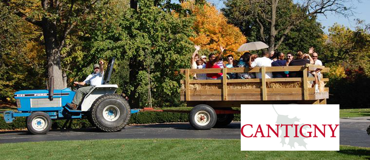Cantigny Park Fall Festival October 14th