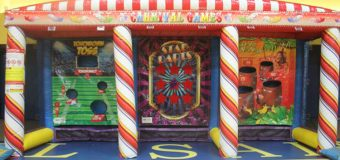 The Fun Ones Carnival Games Rentals