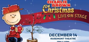A Charlie Brown Christmas Live on Stage at Rosemont Theatre