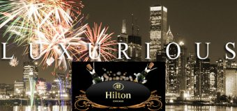 Discount VIP Tickets to New Years Eve Soirée at Hilton Chicago