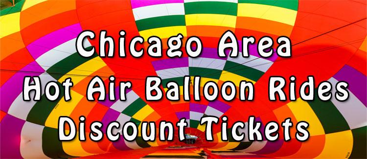 Chicago Hot Air Balloon Rides