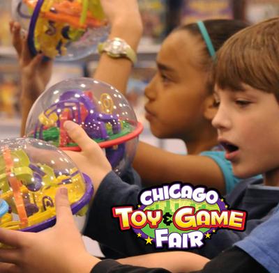 Chicago Toy Game Fair Navy Pier