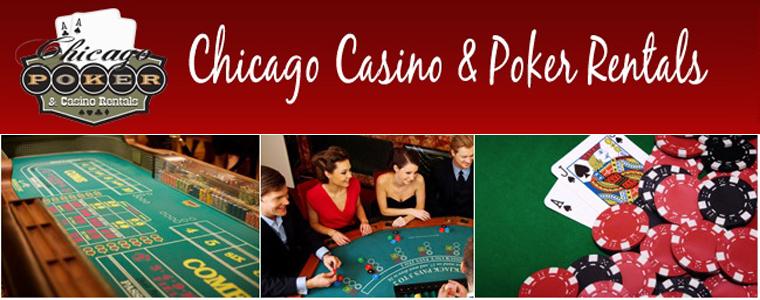 Chicago Casino & Poker Rentals Coupon