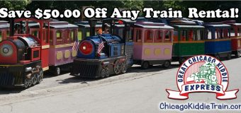 Chicago Kiddie Train Coupon