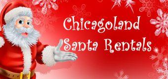 Chicagoland Santa Rentals
