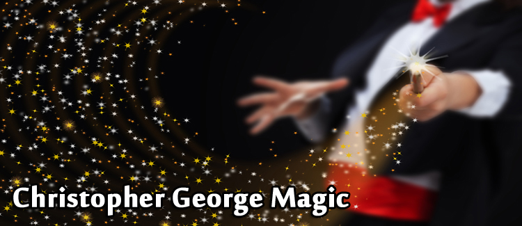 Christopher George Magic Coupon