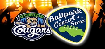 2017 Kane County Cougars Concert Series