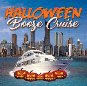 Chicago Party Boat Halloween Cruise