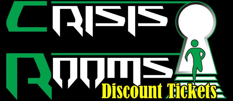 Crisis Rooms Discount Ticket Coupon