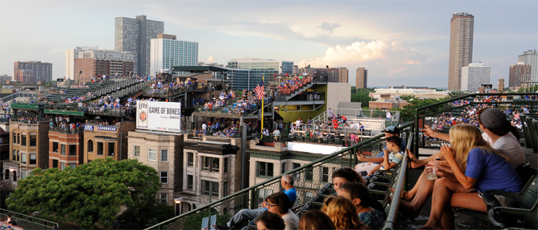 Chicago Cubs Rooftop Discount Tickets