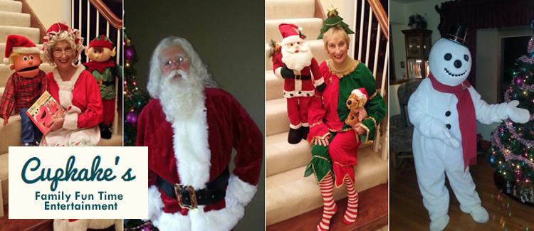 Cupkake's Family Fun Holiday Entertainment