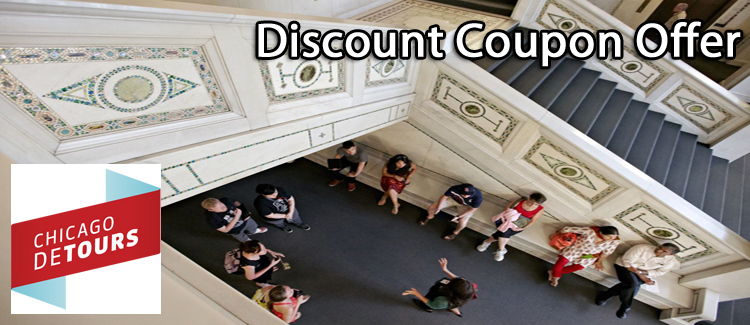 Chicago Detours Architecture Tours Coupon