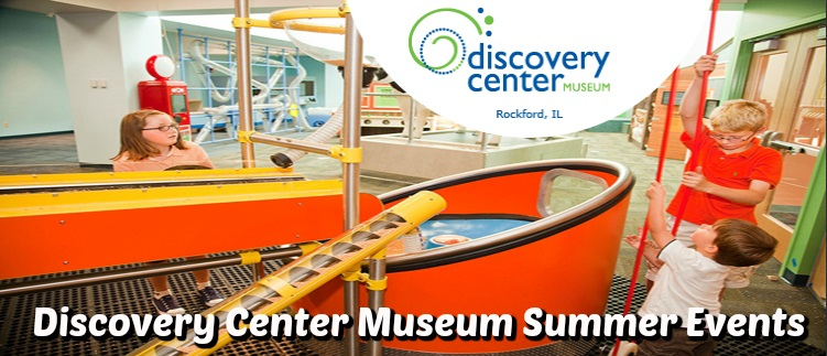 Discovery Center Museum Summer Events