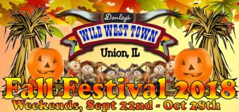 Donley's Wild West Town Fall Festival