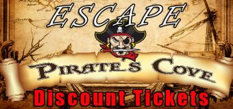 Escape Pirates Cove Discount Tickets
