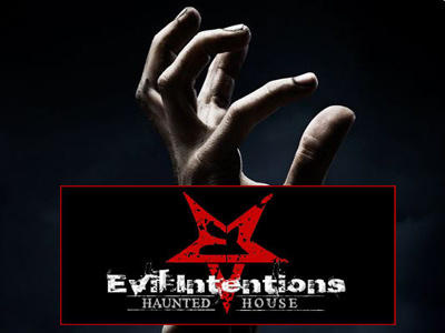 Evil Intentions Haunted House Elgin