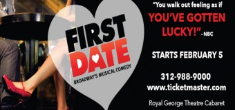 First Date Broadway's Musical Comedy at the Royal George Theatre