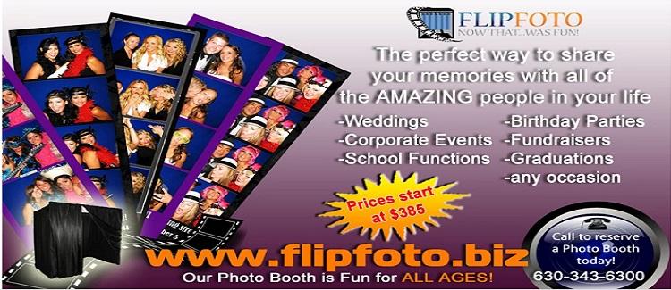 FlipFoto Photobooth