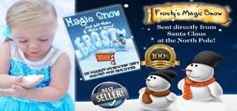 Frosty's Magic Snow