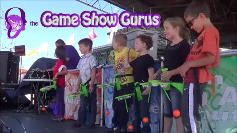 Game Show Gurus Summer Picnics, Fairs or Festivals Game Show Ideas