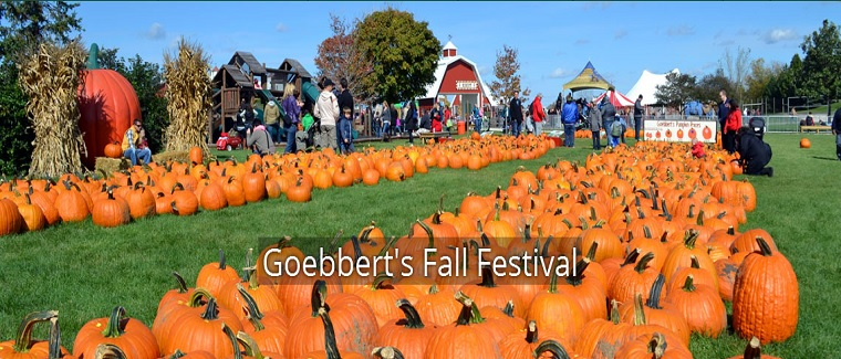 Goebbert's Fall Festival South Barrington