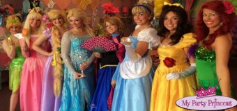 My Party Princess Off-Site Character Visits & Event Planning
