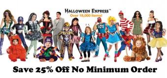Halloween Express Discount Halloween Costumes Decorations & Accessories