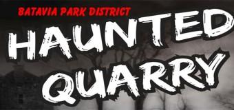 The Haunted Quarry At Batavia Park District