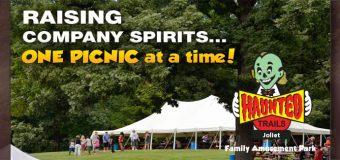 Company Picnics at Haunted Trails Amusement Park in Joliet