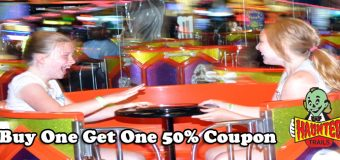 Haunted Trails Family Amusement Park Joliet Coupon