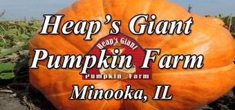 Heap's Giant Pumpkin Farm Coupon