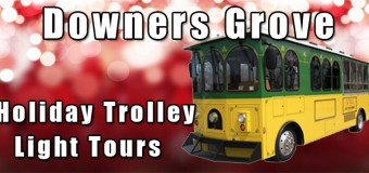 Downers Grove Holiday Trolley Light Tours