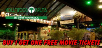 Hollywood Palms Cinema Coupons